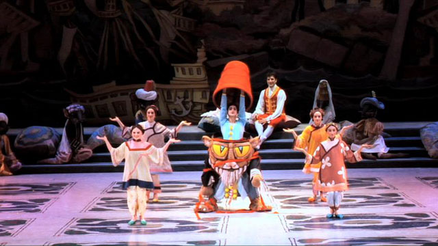 """PHOTO: Pacific Northwest Ballet drew on inspirations from """"Where the Wild Things Are"""" author Maurice Sendak."""