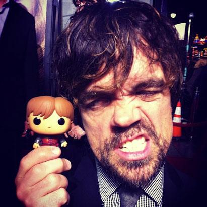 Game of Thrones Characters Play with Themselves