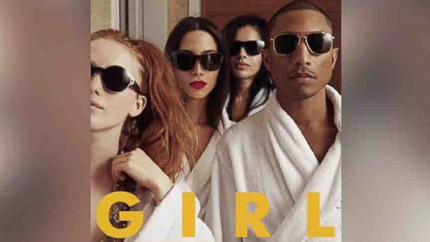 "PHOTO: Pharrell Williams album ""GIRL"""
