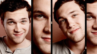 PHOTO: American Idol contestant Phillip Phillips is seen here.