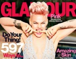 PHOTO: June 2013 cover of Glamour