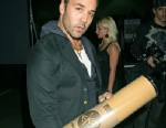 PHOTO Actor Jeremy Piven holds a yoga mat in this file photo.
