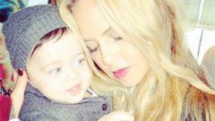 Rachel Zoes Youngest Son, Kassius, Got So Big!