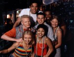 PHOTO: The cast of Real World New Orleans is seen in this undated handout photo.