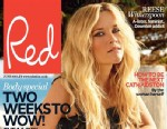 "PHOTO: Reese Witherspoon graces the cover of ""Red."""
