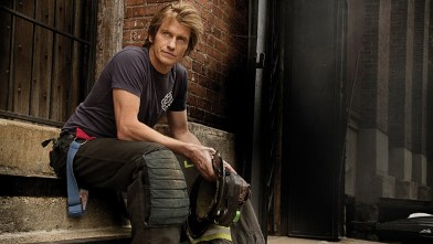 "PHOTO: Denis Leary stars in ""Rescue Me""."