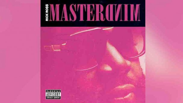 "PHOTO: Rick Ross album ""Mastermind"""