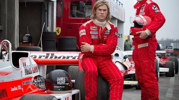 ht rush ll 130905 16x9 608 Chris Hemsworths Extreme Diet for Formula One Film Rush