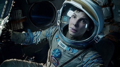 PHOTO: Sandra Bullock as Ryan Stone in 'Gravity.'