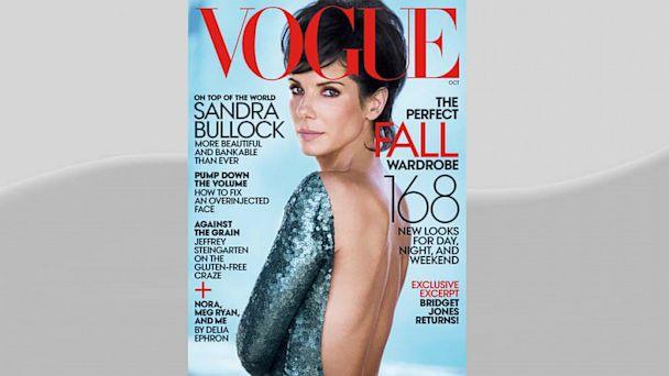 ht sandra bullock vogue Cover kb 130917 v2x1 16x9 608 Sandra Bullock: I Have no Reason to Leave Home