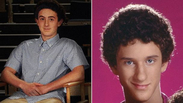 "PHOTO: Sam Kindseth plays Dustin Diamond in Lifetimes ""The Unauthorized Saved by the Bell Story."""