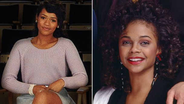 "PHOTO: Taylor Russell McKenzie plays Lark Voorhies in Lifetimes ""The Unauthorized Saved by the Bell Story."""