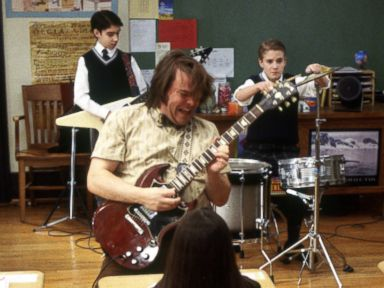 PHOTO: Jack Black as Dewey in 2003s School of Rock from Paramount Pictures.