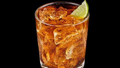 "PHOTO: The Seal Team Six cocktail inspired by ""Zero Dark Thirty"" is shown here."