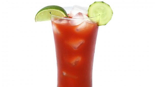 PHOTO: The Shark Bite Bloody Mary