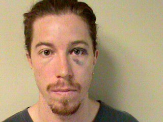 Olympian Shaun White Arrested