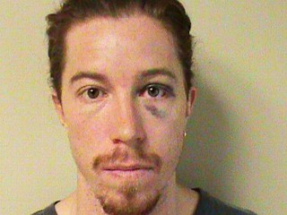 Photos: Shaun White Arrested for Public Intoxication, Vandalism