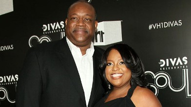 PHOTO: Sherri Shepherd and Lamar Sally attend 2011 VH1 Divas Celebrates Soul at the Hammerstein Ballroom on December 18, 2011 in New York City.