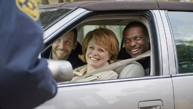PHOTO: (L-R) Bradley Cooper, Jacki Weaver and Chris Tucker star in &quot;Silver Linings Playbook.