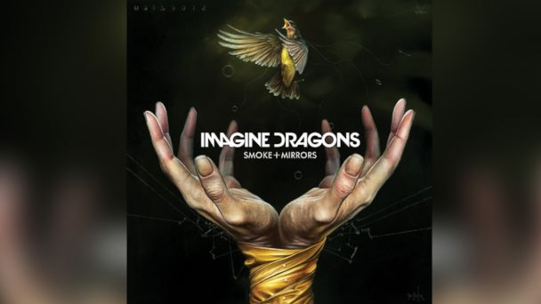 "PHOTO: Imagine Dragons ""Smoke + Mirrors"""