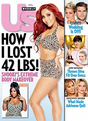 Snooki's Post-Baby Bod