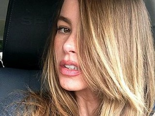Photos: Sofia Vergera's Blonde Ambition