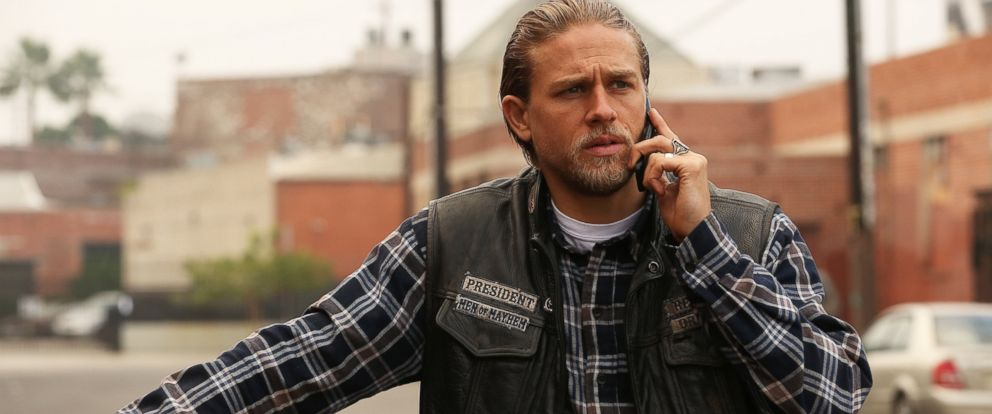 "PHOTO: Charlie Hunnam as Jax Teller is pictured in the ""Red Rose"" episode of ""Sons of Anarchy."""