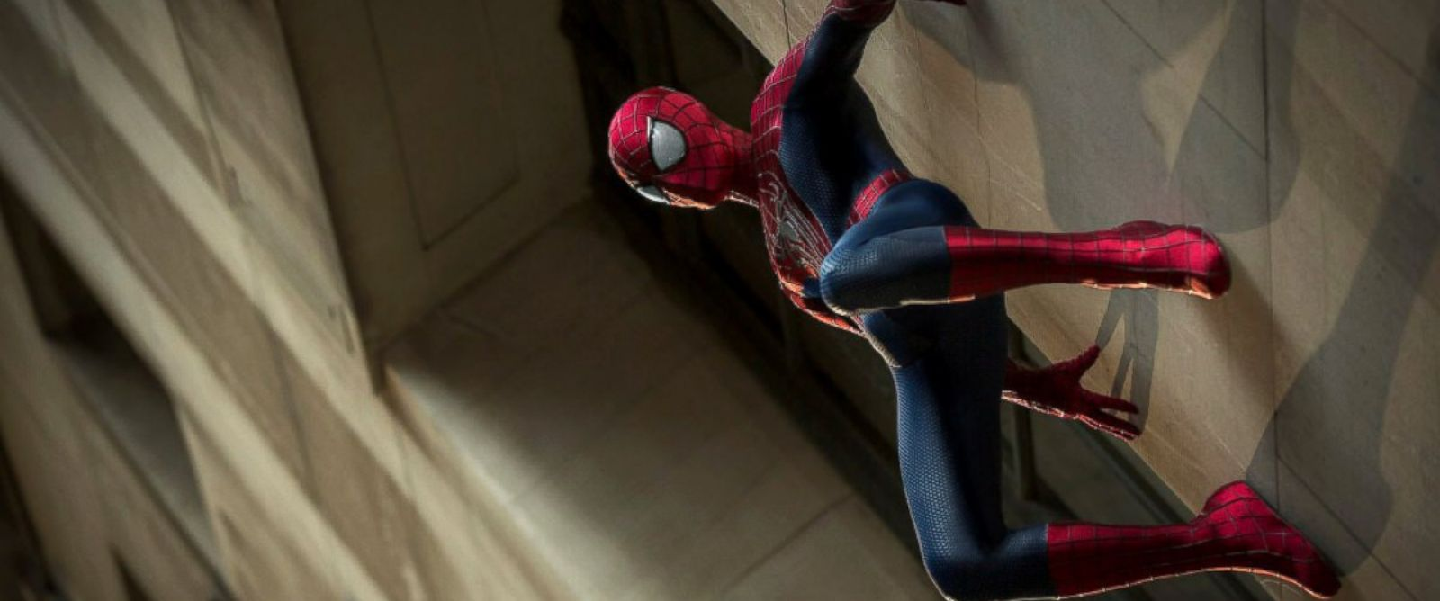 "PHOTO: Pictured is a still from ""The Amazing Spider-Man 2."""