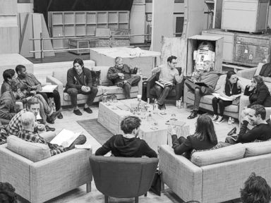 See What J.J. Abrams' Said in His Heartfelt Note to 'Star Wars' Cast