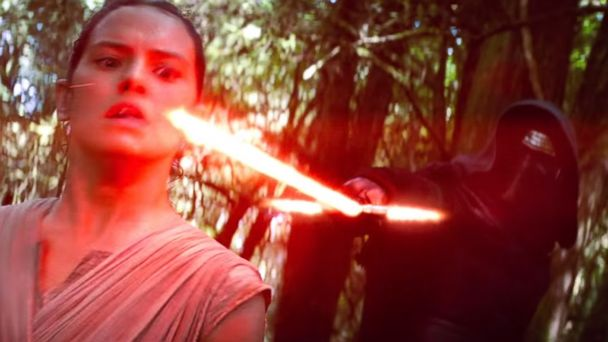 PHOTO: Daisy Ridley is seen in a still made from a trailer for