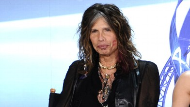 PHOTO: Steven Tyler on American Idol on FOX.