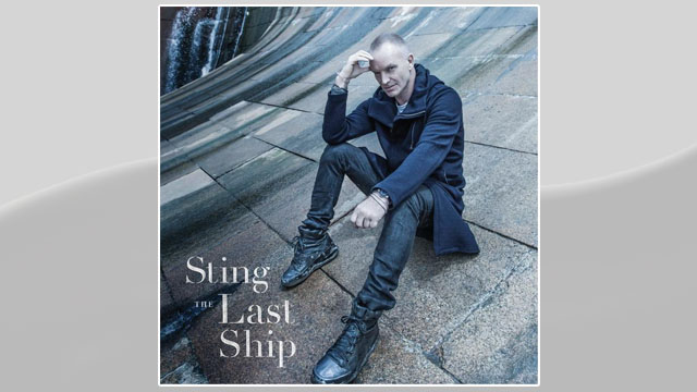 "PHOTO: Sting's ""The Last Ship."""