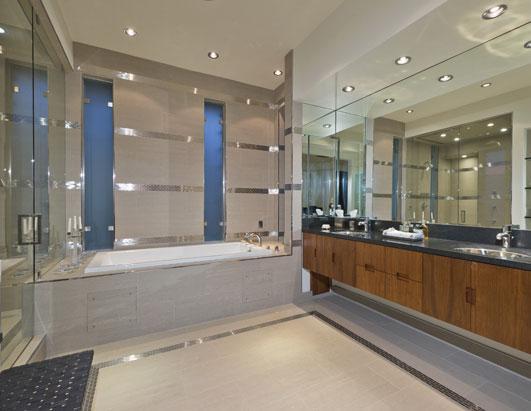 Million dollar master bathrooms for Bathroom 75 million