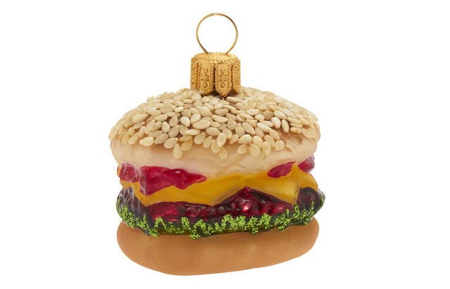 PHOTO: Sur La Table's slider ornament is shown here.