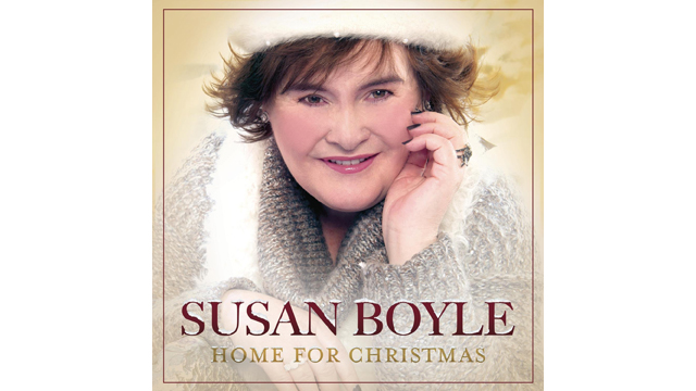 "PHOTO: Susan Boyle, ""Home For Christmas"""