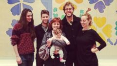 Susan Sarandon Hits the Museum with Her Kids and Granddaughter