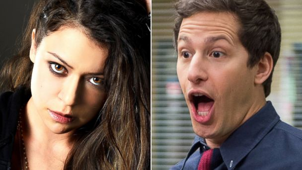 ht tatiana maslany adam samberg jc 140710 16x9 608 Emmy Nominations 2014: Snubs and Surprises