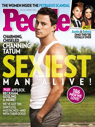 People's Sexiest Man Alive of 2012