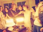 Taylor Swift Celebrates a Pals Birthday