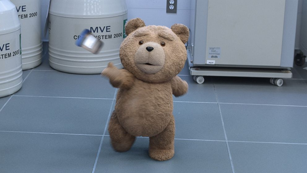"PHOTO: A still from ""Ted 2"" is pictured."