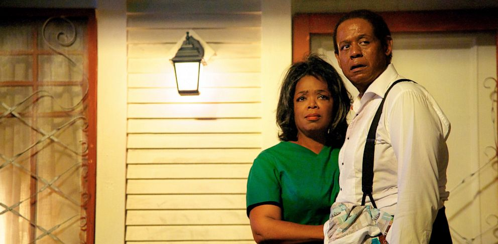 PHOTO: Oprah Winfrey and Forest Whitaker star in The Butler.