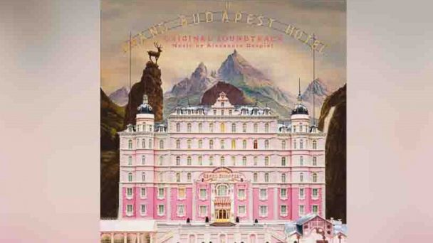 "PHOTO: ""The Grand Budapest Hotel"" Original Soundtrack"