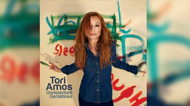 """PHOTO: Tori Amos """"Unrepentant Geraldines"""""""