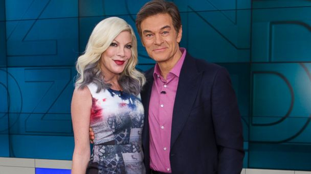 ht tori dr oz kb 141125 16x9 608 Tori Spelling Describes Hitting Rock Bottom in Her Troubled Marriage