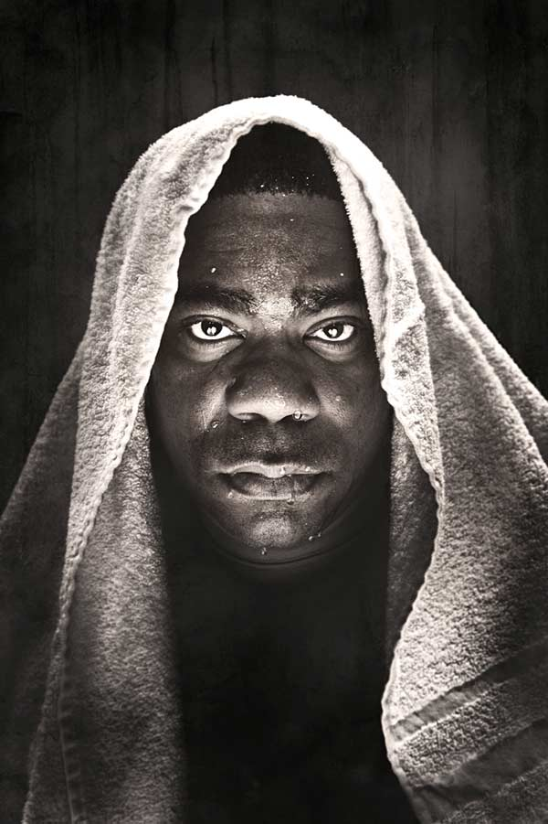 ht tracy morgan ll 130815 vblog 15 Minutes and Fame: Paul Mobleys Dazzling Celebrity Portraits