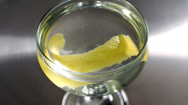 PHOTO: An alternative to the martini, The Food Republic's tuxedo cocktail is a century-old recipe.