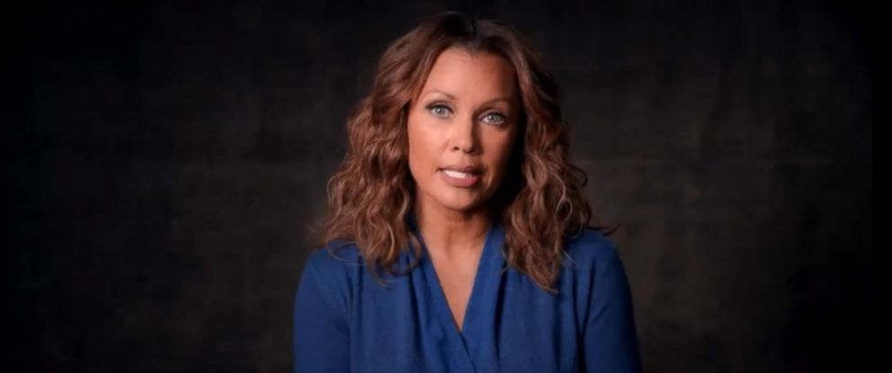 """PHOTO: Actress and former Miss America Vanessa Williams speaks about being molested by a woman when she was 10 years old on the """"Oprah Presents Master Class"""" program on OWN."""