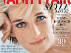 PHOTO: Princess Diana on cover of Vanity Fair