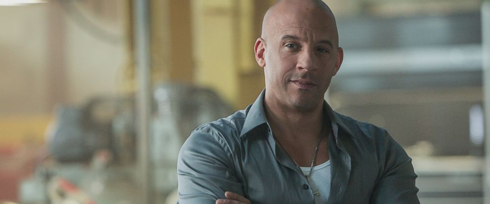"PHOTO: Vin Diesel is Dom in ""Furious 7."""