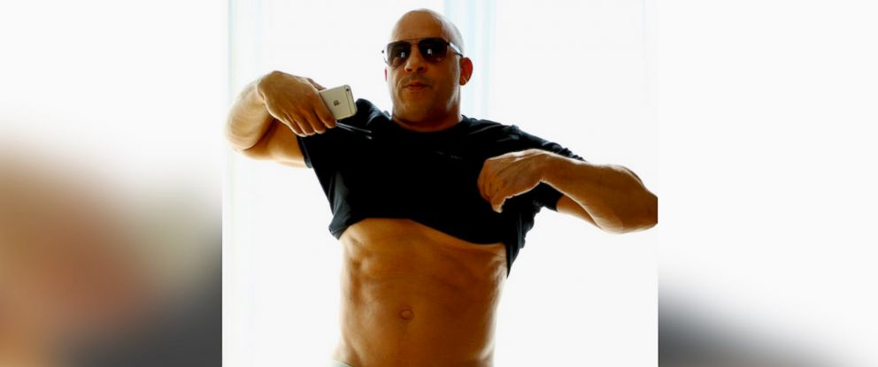 Vin Diesel Responds to Body-Shamers - ABC News